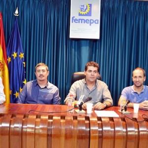 Moises Araña elegido por unanimidad como nuevo presidente de AIE Las Palmas