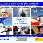 FEMEPA prepara alumnos para prácticas en Empresas