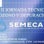 Femepa celebra la II Jornada Técnica «Ozono y Depuración»