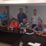 El sector del gas canario mantiene una reunión técnica en la oficinas de Femepa