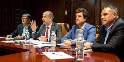 Pedro Ortega presenta al sector industrial el borrador del Programa de Actuación de la EDIC para 2017-2020