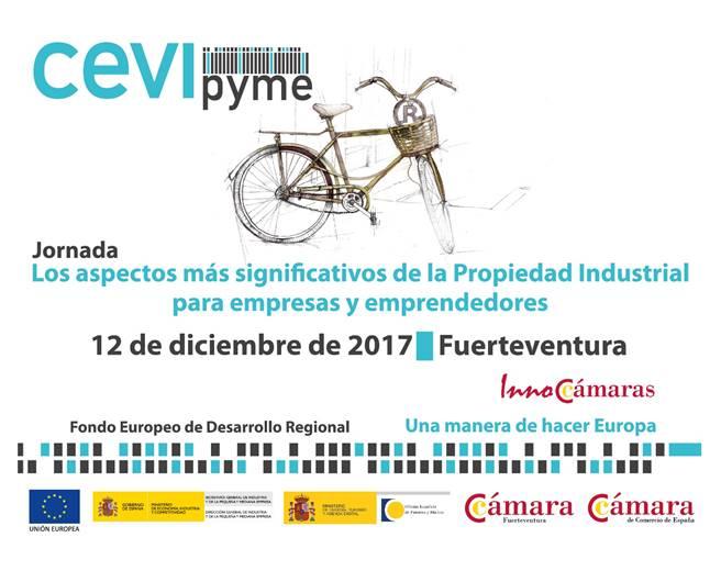 Jornada «Los aspectos más significativos de la Propiedad Industrial para empresas y emprendedores»