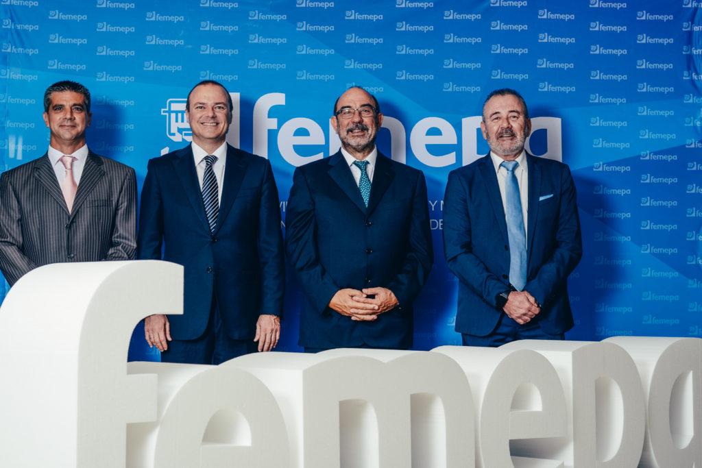 La Gala del 40 aniversario de FEMEPA en 10+2 imágenes.