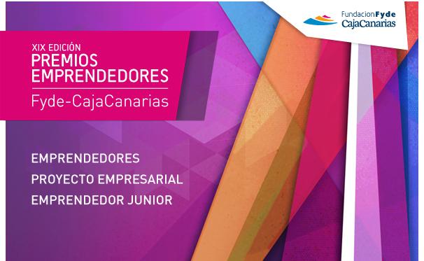 Abierta la XXII edición de los Premios Emprendedores Fyde CajaCanarias