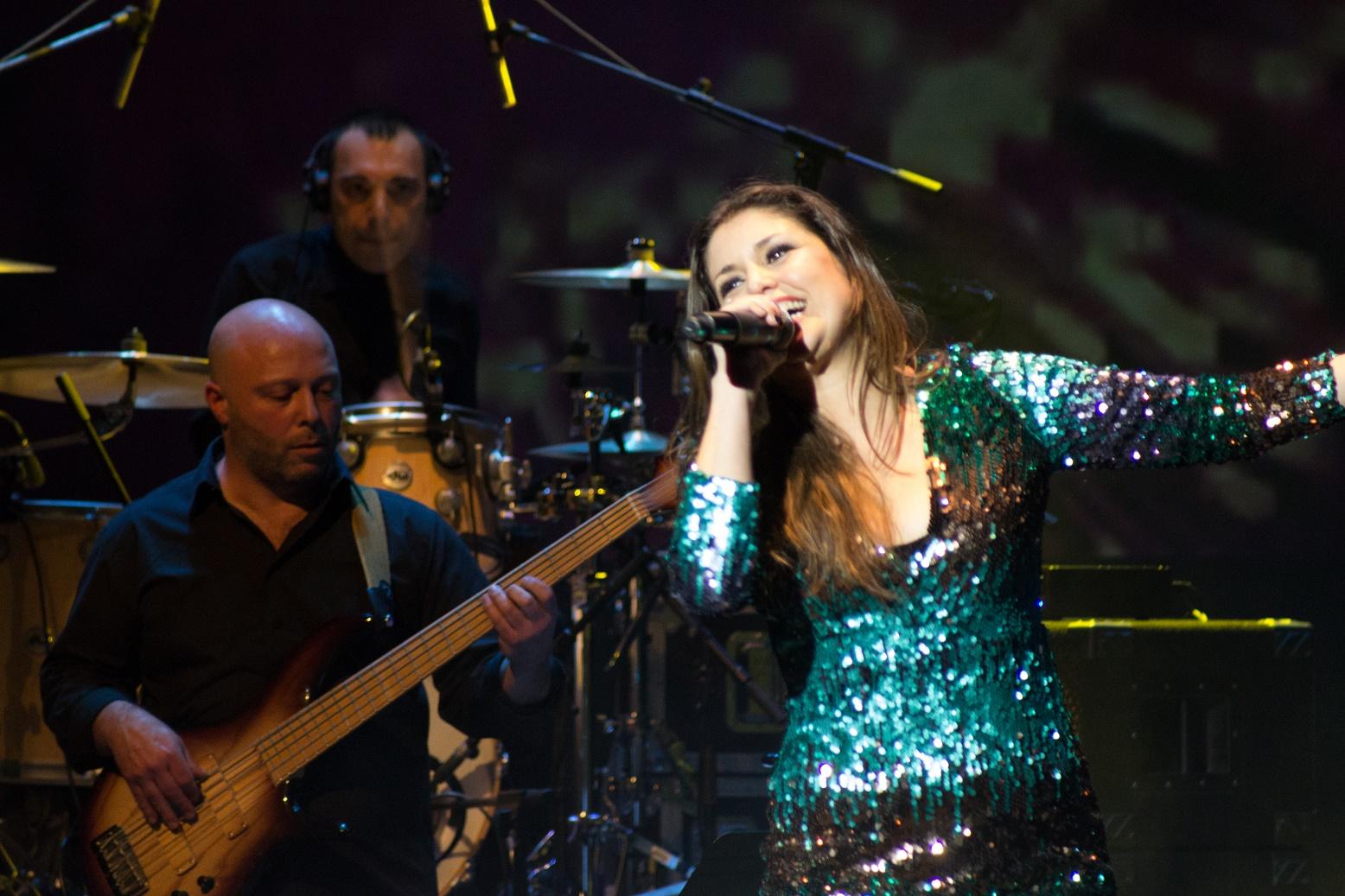 Cristina Ramos, también el la Gala SOMOS PROFESIONALES