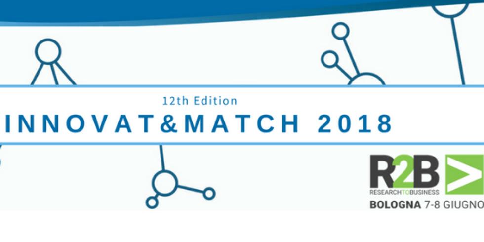 El ITC organiza el INNOVAT& MATCH 2018 de Bolonia