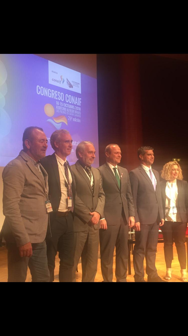 Éxito del congreso de CONAIF en Las Palmas