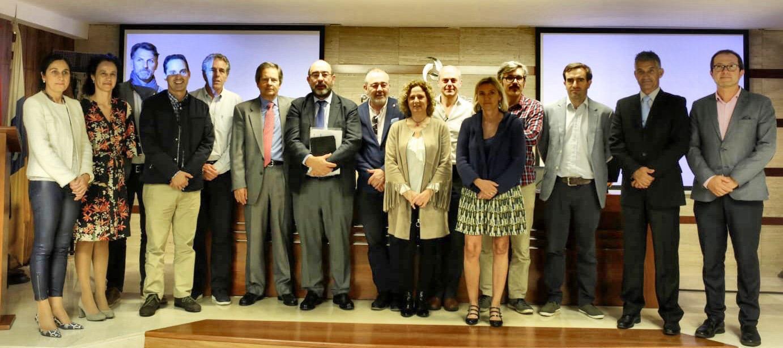 Apertura de las Jornadas Informativas en III Semana Profesional Náutica