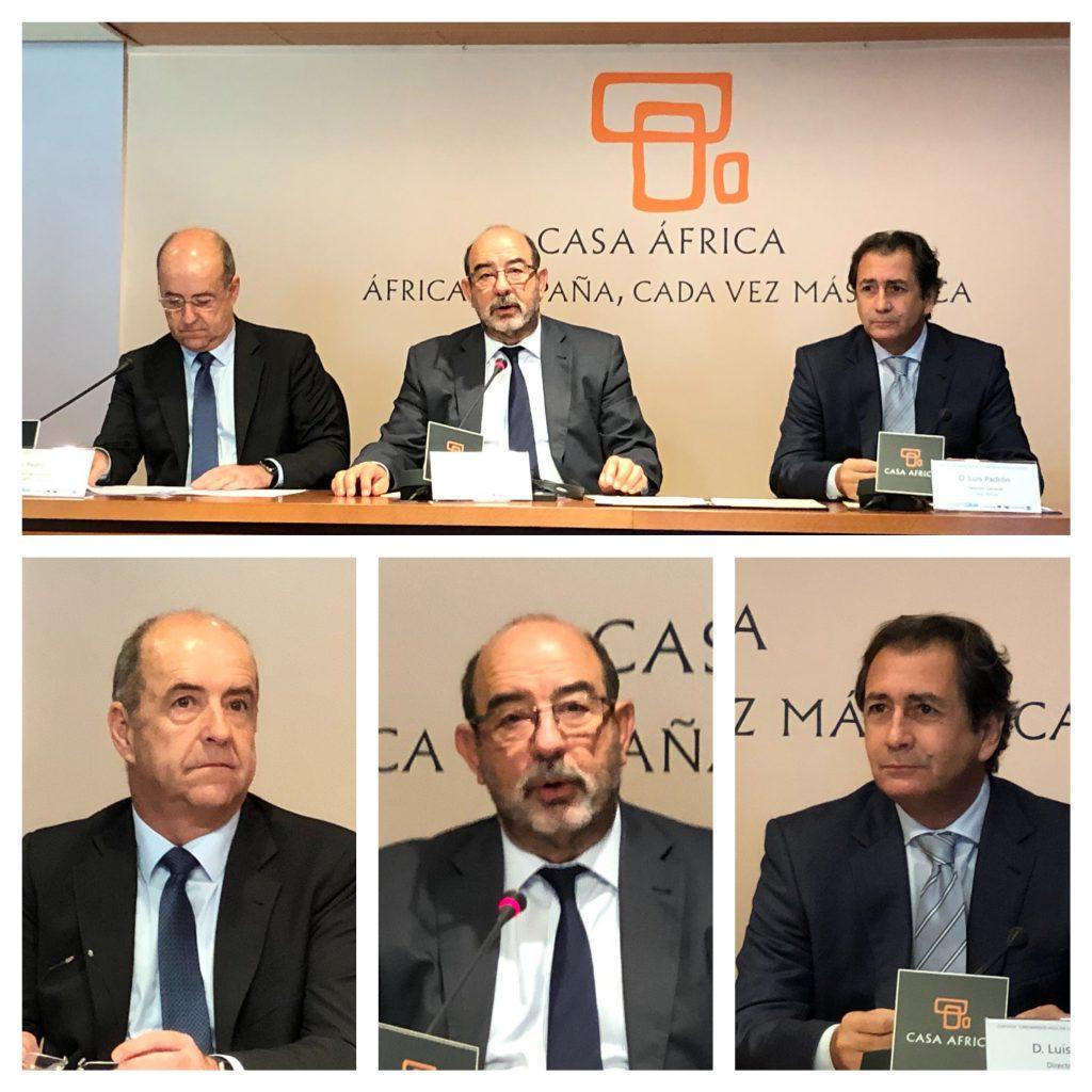 Celebración de la jornada «Crecimiento Azul en la Economía del Atlántico Central»