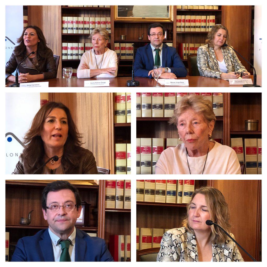 La Fundación Sergio Alonso firma un Convenio Marco con Educación