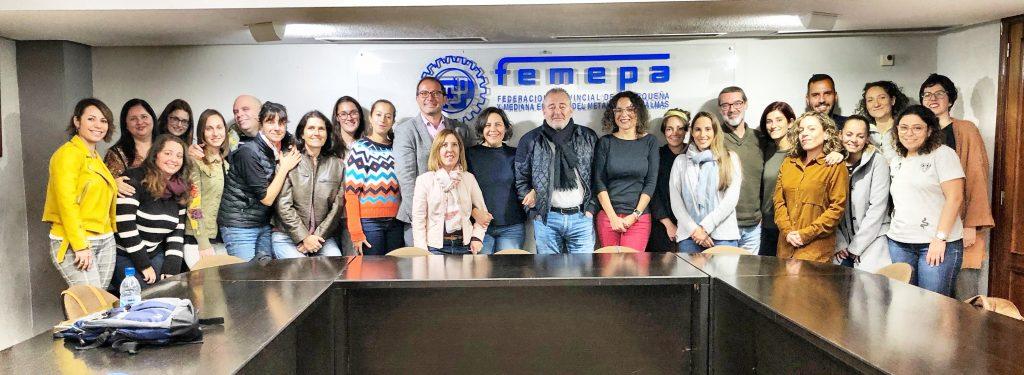 Femepa orientará a personas desempleadas en 8 municipios grancanarios.