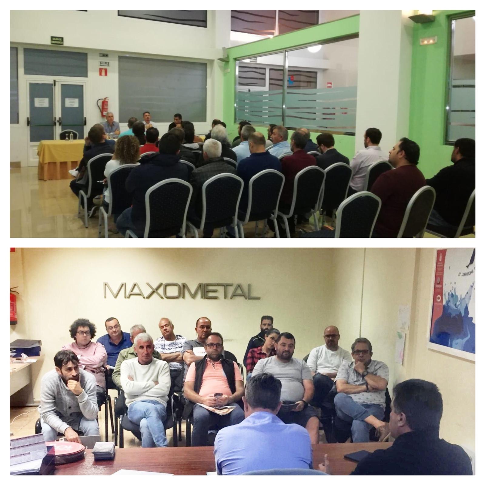 Reunión de los asociados de AIELPA en Lanzarote y Fuerteventura
