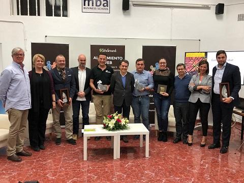 Femepa recibe el Primer Accésit al emprendimiento en Canarias «Hacedores del Cambio»