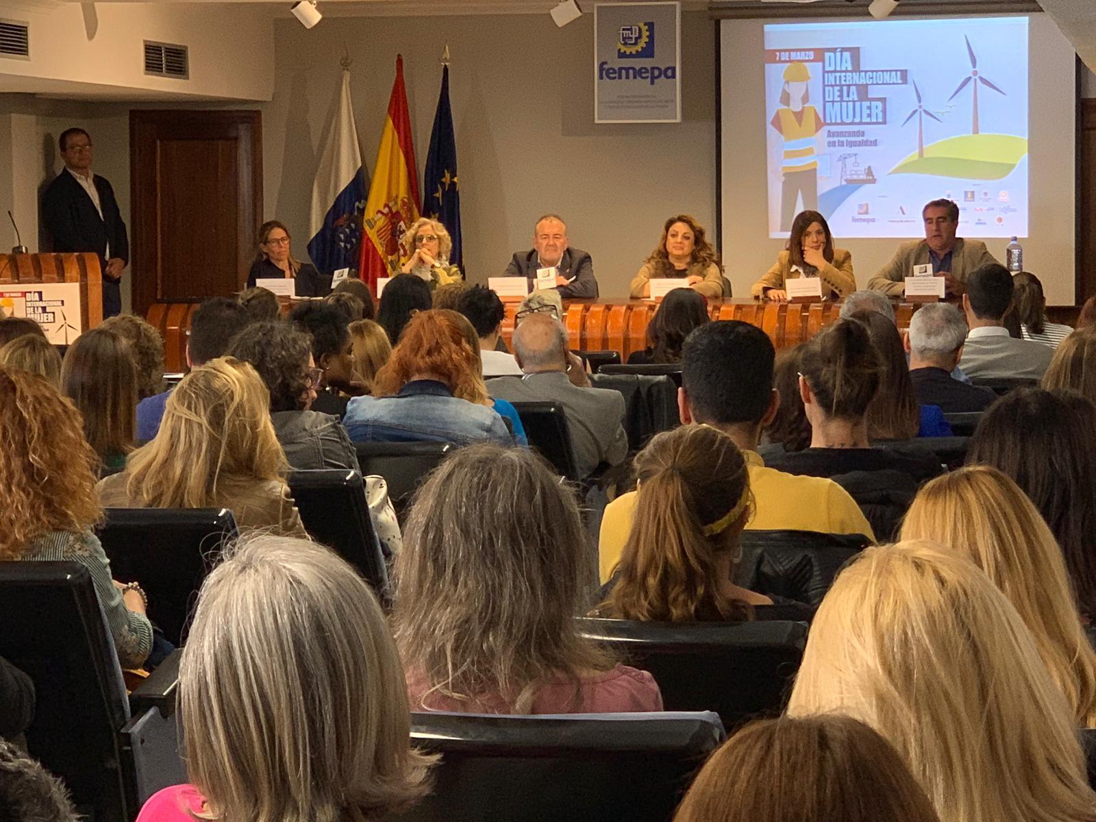 Femepa y Fundación Adecco celebraron el Día Internacional de la Mujer