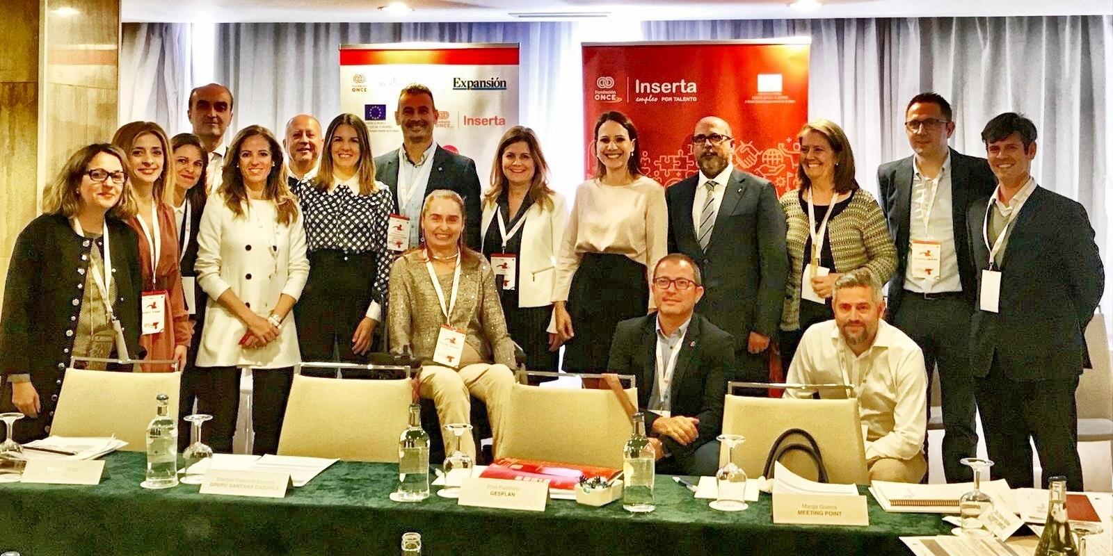 Femepa participa en el Consejo Asesor del Foro Inserta de Canarias