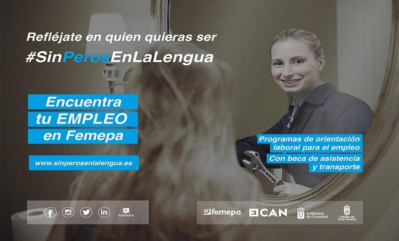 Femepa lanza un proyecto de Orientación Laboral para personas desempleadas con escaso nivel formativo.