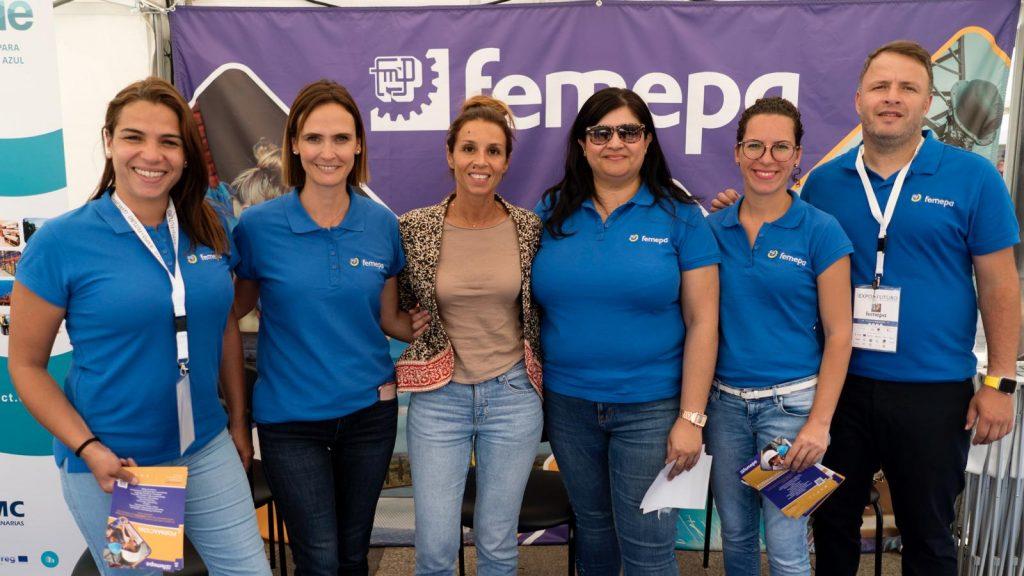 Femepa en Expo-futuro 2019