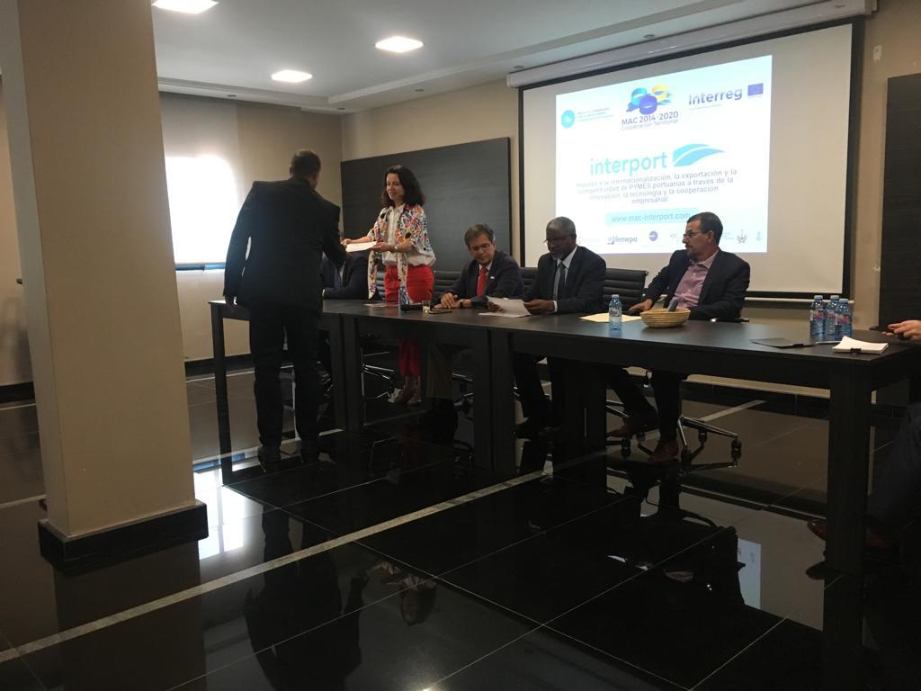 Femepa imparte en Mauritania un curso de ensayos no destructivos