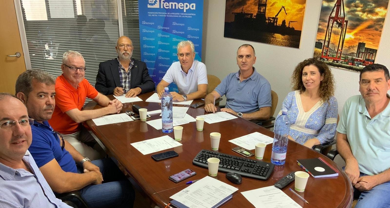 ASCI aprueba sus cuentas de 2018 y propone un taller de formación en Femepa