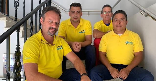 Cuatro alumnos de Femepa consiguen trabajo tras realizar las prácticas en Seranca
