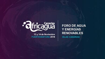 Africagua 2019, Foro de Agua y Energías Renovables