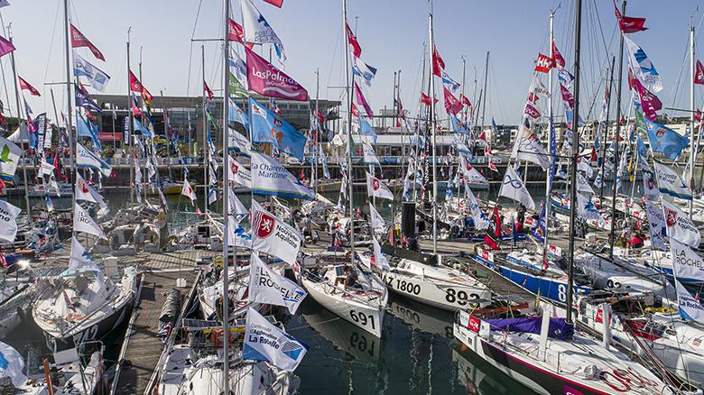Una delegación de Femepa viaja a Francia para acudir a la feria náutica Gran Pavois y a la salida de la regata Mini Transat