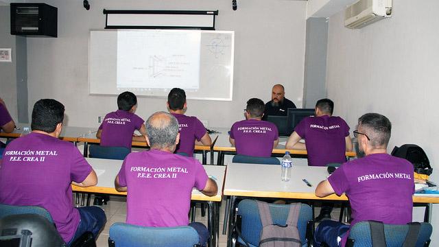 En marcha el Programa Experimental de Empleo de Fontanería de la Fundación Femepa