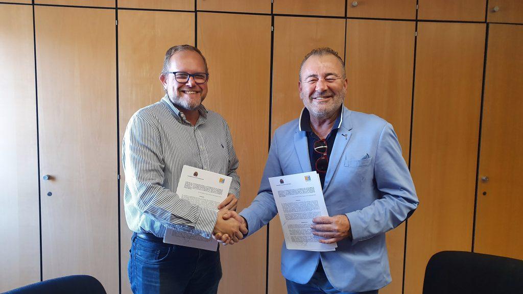 Femepa firma un convenio con el Ayuntamiento de Las Palmas de Gran Canaria para promover la movilidad sostenible