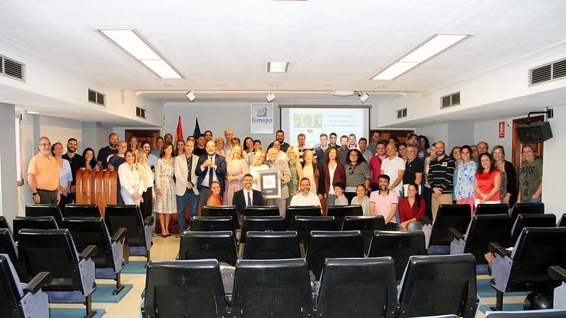 Éxito de participación en la 'Jornada Técnica: Alerta frente a sustancias peligrosas' celebrada en Femepa