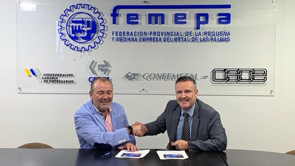 Femepa firma un acuerdo de colaboración con Segurplus Cloud