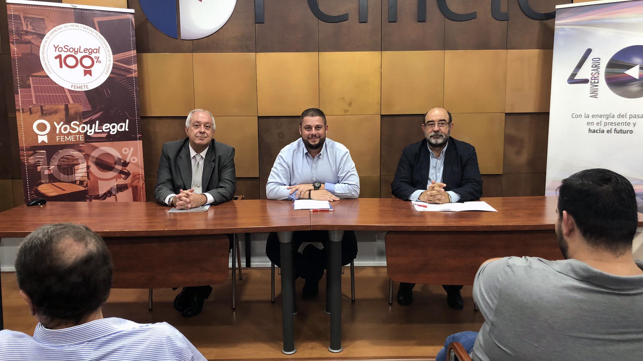 El presidente de Femepa y ARN firma un histórico acuerdo de colaboración con Atiren-Connavalte