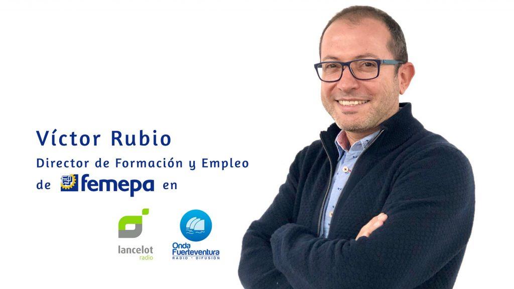 """Víctor Rubio: """"Estos cursos suponen una ventaja competitiva para las empresas"""""""