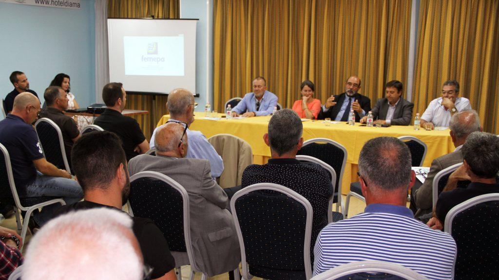 Éxito de participación en la Asamblea Local celebrada en Lanzarote