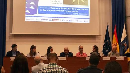 """Femepa participó en el 1º Open Meeting Point: """"El futuro desde la prevención"""""""