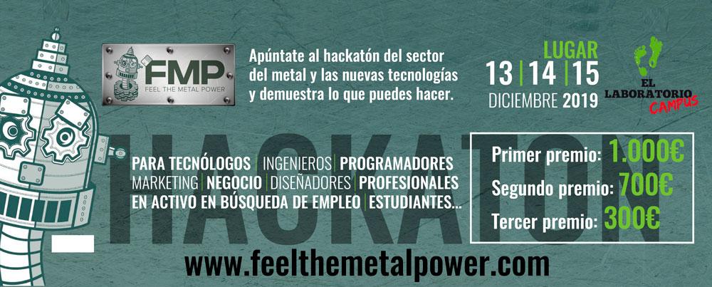 Llega la III edición del Hackatón de Femepa 'Feel The Metal Power'