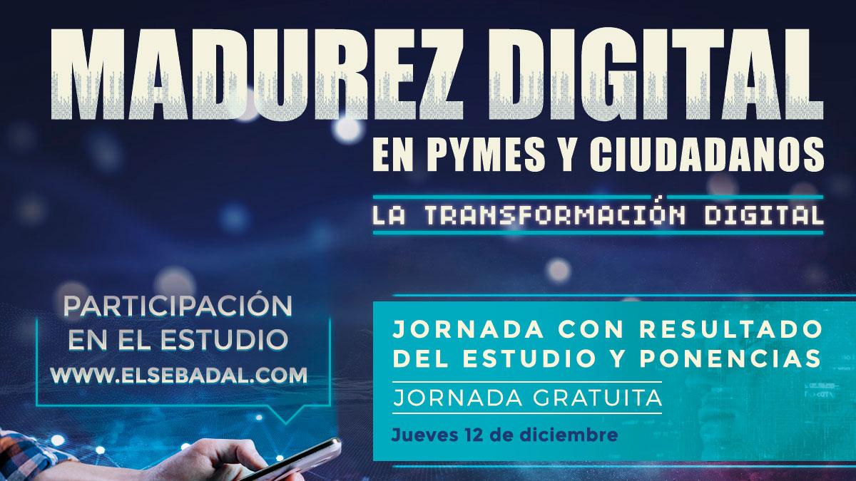 """Aedal celebra este jueves la jornada gratuita: """"Madurez digital en pymes y ciudadanos"""""""