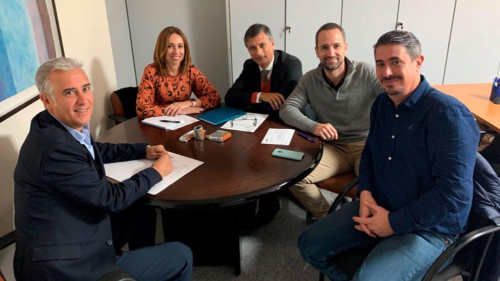 AIELPA se reúne con la directora general de Energía del Gobierno de Canarias